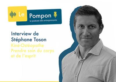 Épisode 17 – Stéphane Toson
