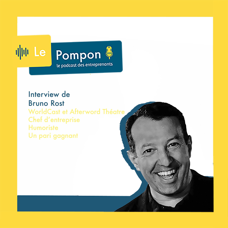 Illustration de l'épisode 10 du Podcast Le Pompon : Vivien Durand, Chef étoilé du Prince Noir