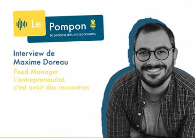 Épisode 1 – Maxime Doreau