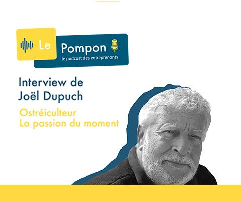 Épisode 16 – Joël Dupuch