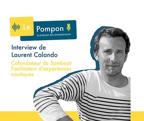 Épisode 19 – Laurent Calando
