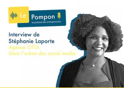 Épisode 2 – Stéphanie Laporte
