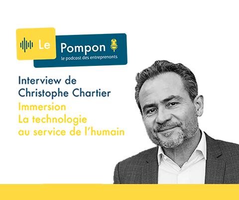 Épisode 37 – Christophe Chartier