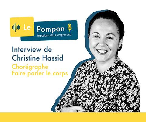 Épisode 38 – Christine Hassid