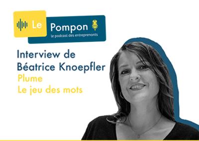 Épisode 41 – Béatrice Knoepfler