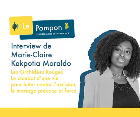 Épisode 47 – Marie Claire Kakpotia Moraldo