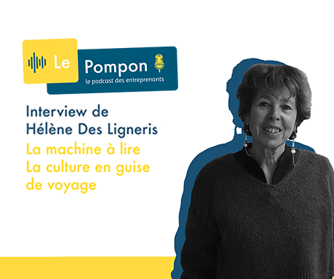 Épisode 50 – Hélène Des Ligneris