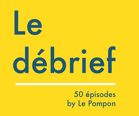 Épisode 50 Bis – Le débrief des 50 derniers épisodes.