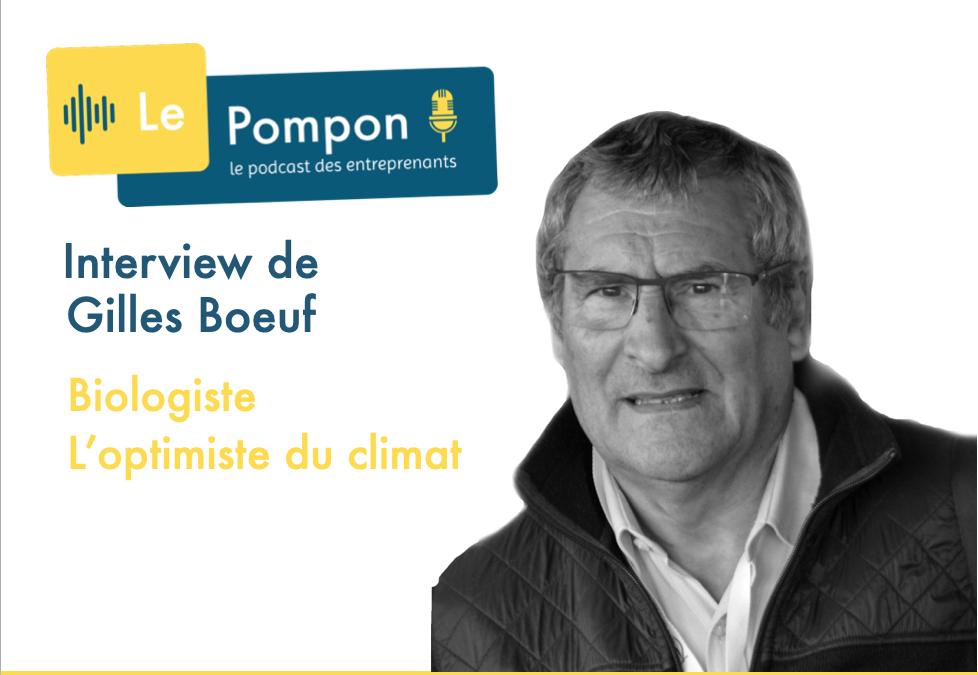 Épisode 64 – Gilles Boeuf